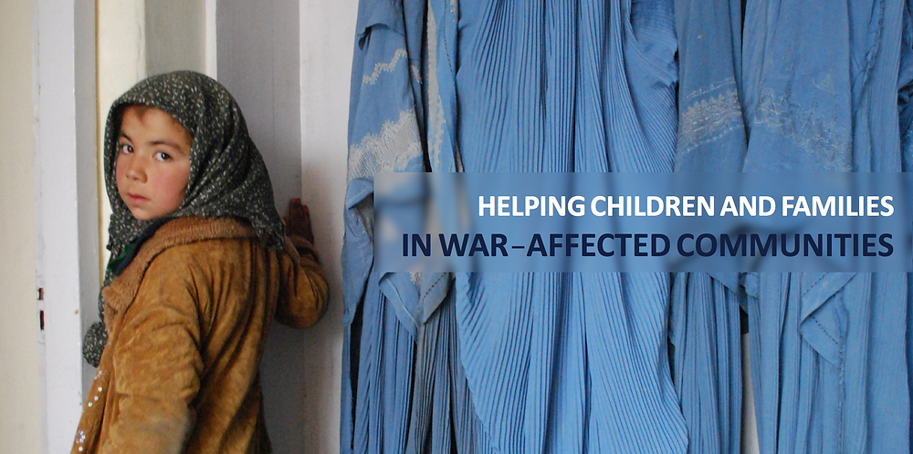 Visualizing Children and Families in War-Affected Communities - Data for a Cause