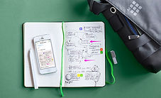 How I used Evernote
