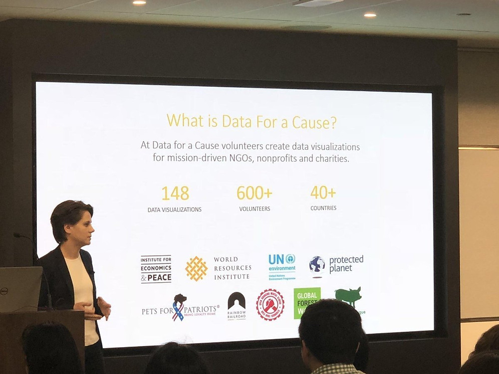 Data for a Cause - 2018