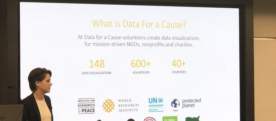 Data for a Cause: Best of 2018