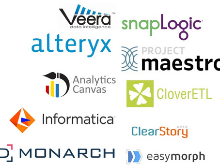 Data preparation tools for Tableau