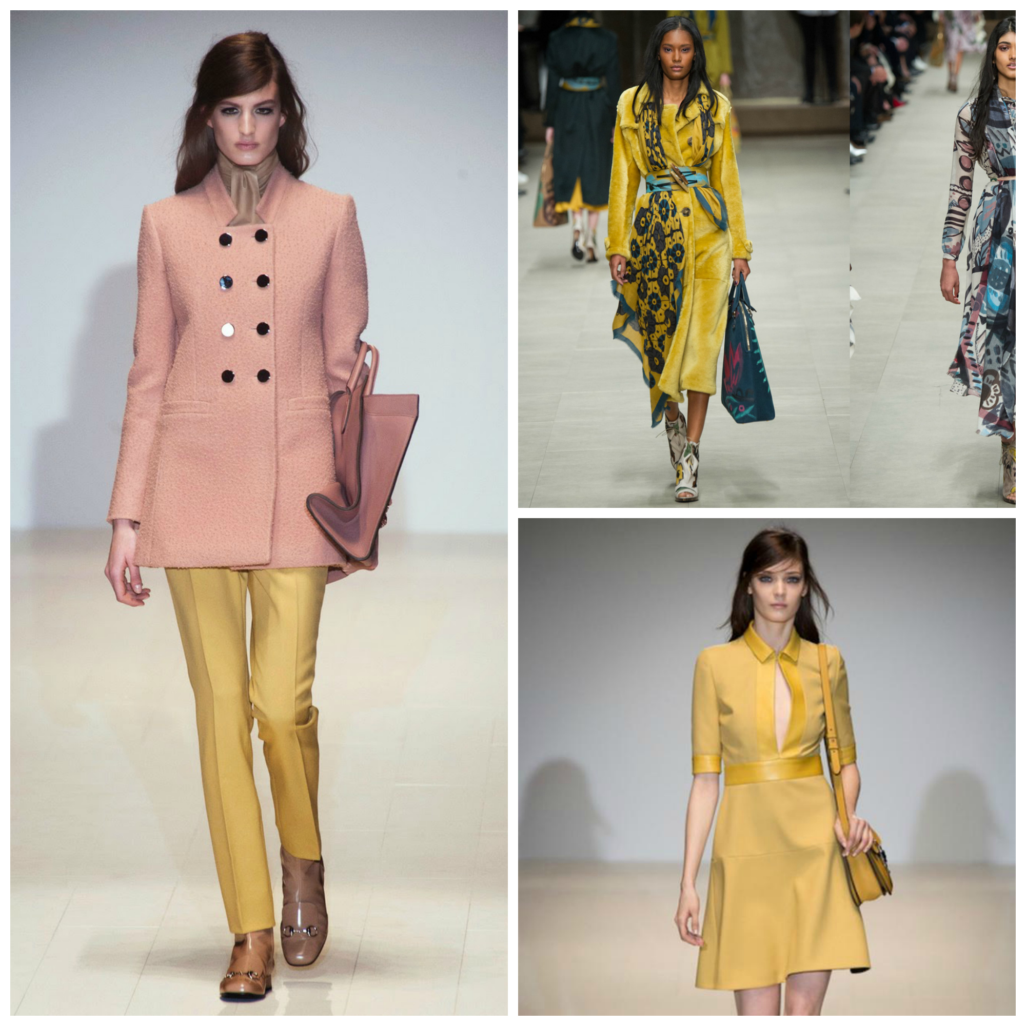Colour Matching - Yellows
