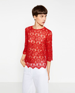 Trend: LACE
