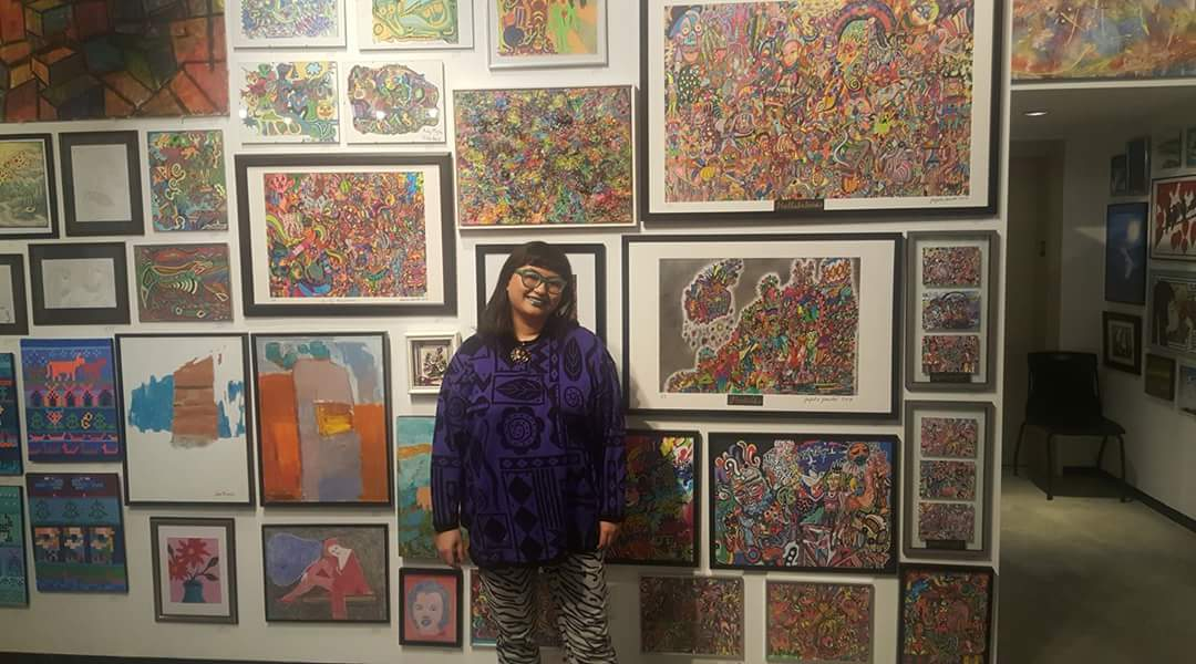 Art Against Stigma at the Kettle