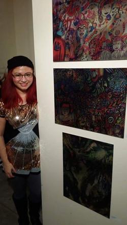 Art Against Stigma at the Kettle