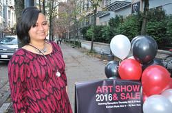 Coast Resource Centre Art Show