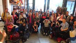 Group Photo - DTES Small Arts Grant
