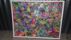 Sold Abstract Mixed Media