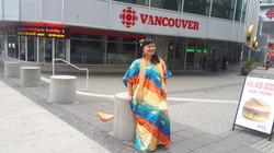 CBC Radio Interview on the Coast