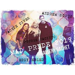 Mad Pride Mad Honey, Gallery Gachet