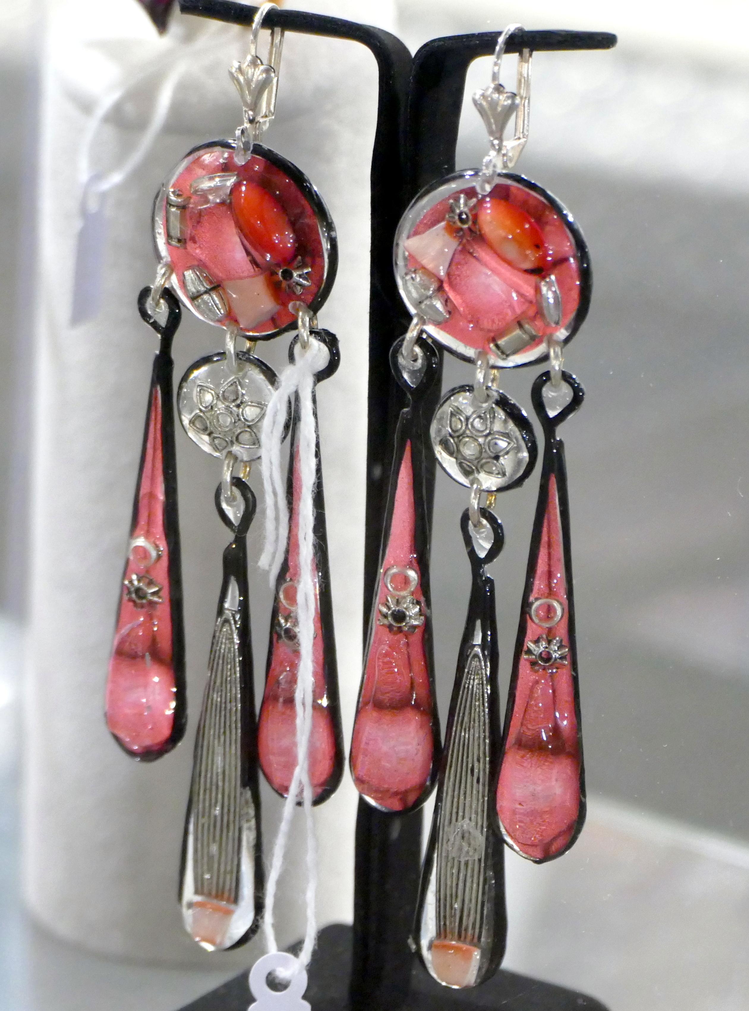 Myriam Lacolonge, bijoux.