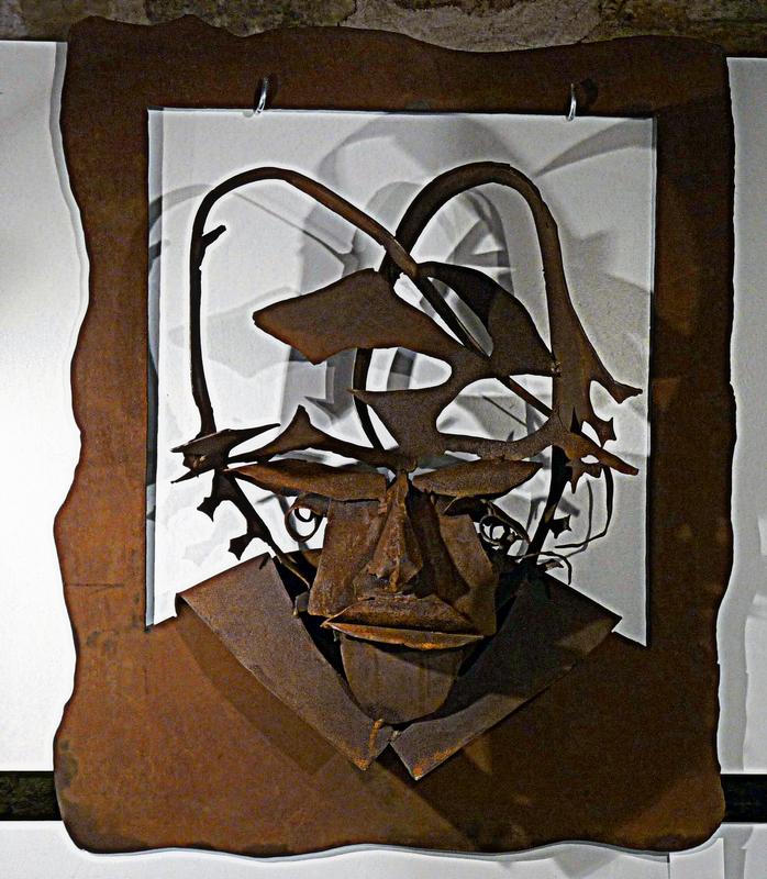 Peter Meyers masque.
