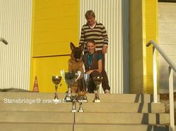 Best in show German shepherd