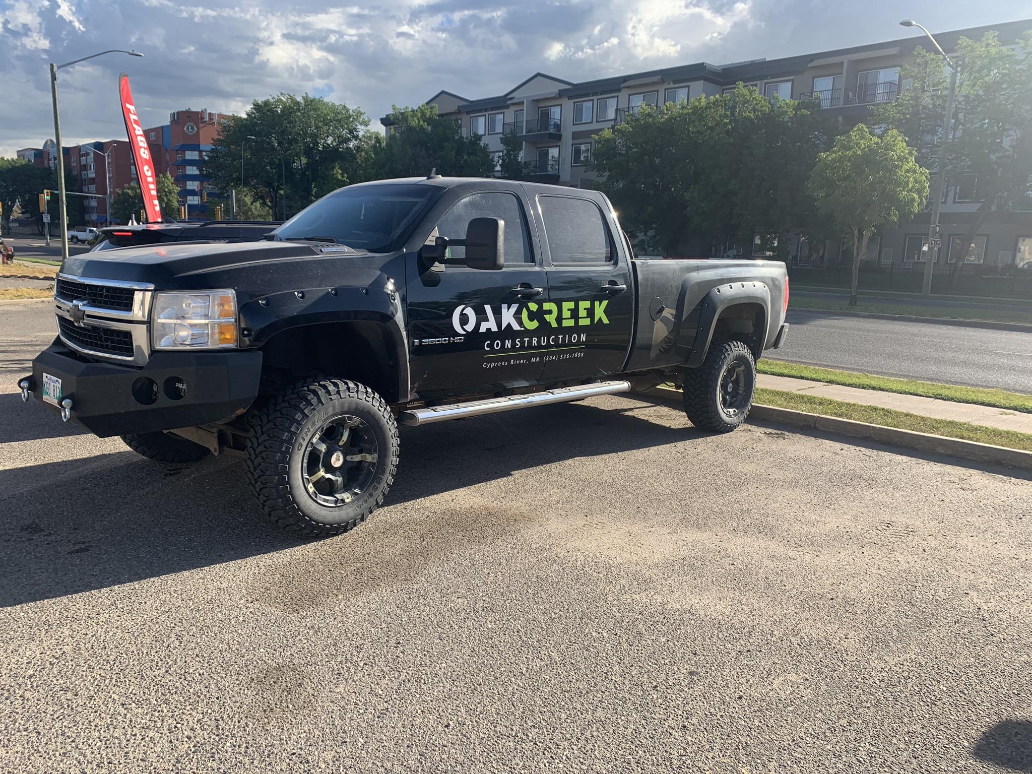 Oak Creek Construction