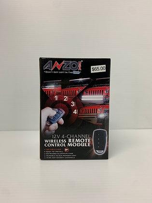 Anzo Universal 4-Channel Wireless Remote Control Module
