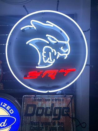 SRT Neon Sign