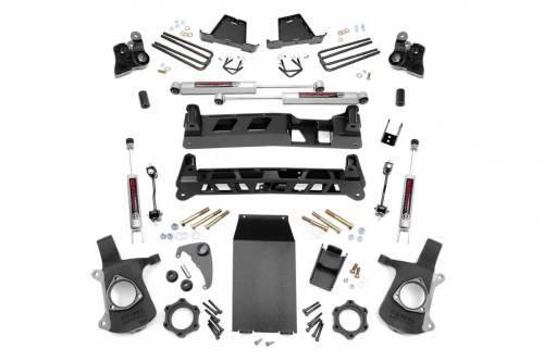 6IN GM NTD SUSPENSION LIFT KIT (99-06 1500 PU 4WD)