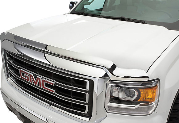 Stampede Chrome Bug Deflector (Chevy)