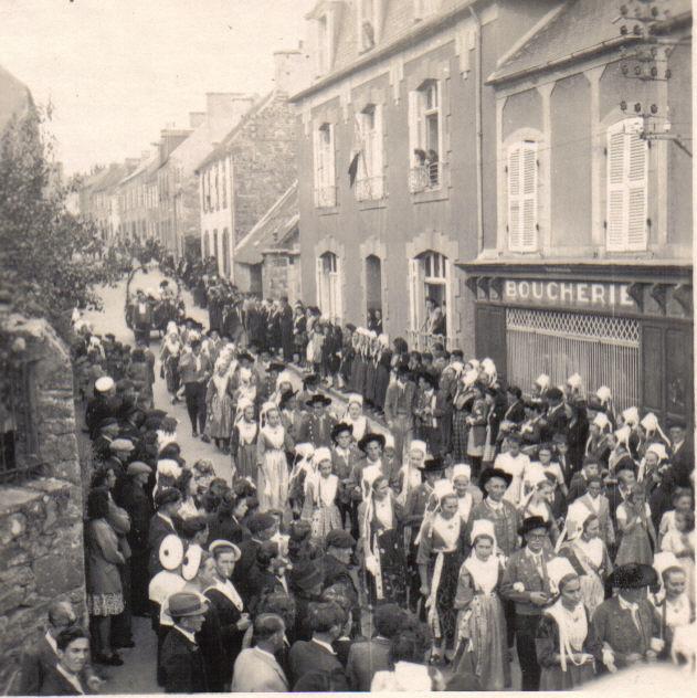 Bleuniou_Sivi_1946_fête_locale