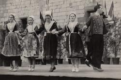 Bleuniou Sivi 1946 Concarneau