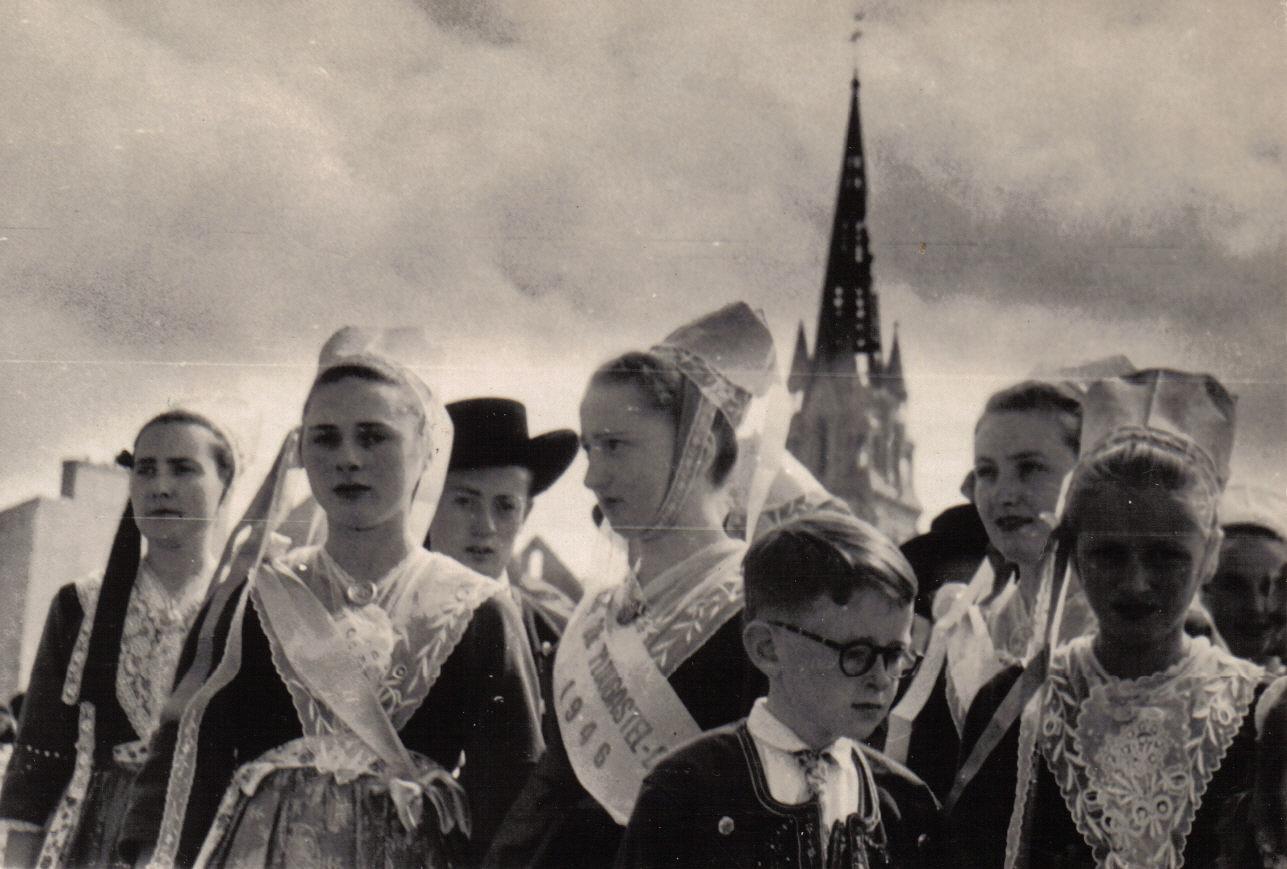 Bleuniou Sivi 1946 Reine 46