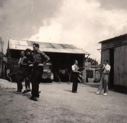 Bleuniou Sivi 1946 premiers pas