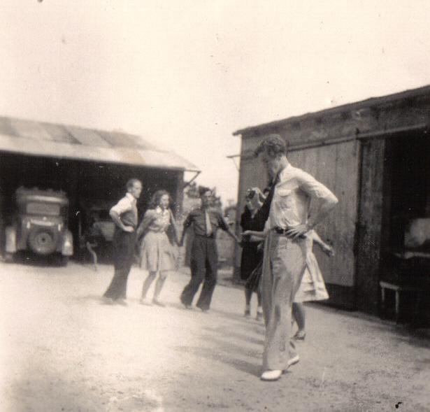 Bleuniou Sivi 1946 remiers pas 4