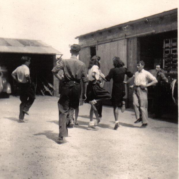 Bleuniou Sivi 1946 jabadao