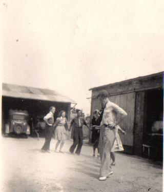 Bleuniou Sivi 1946 gavotte montagnes