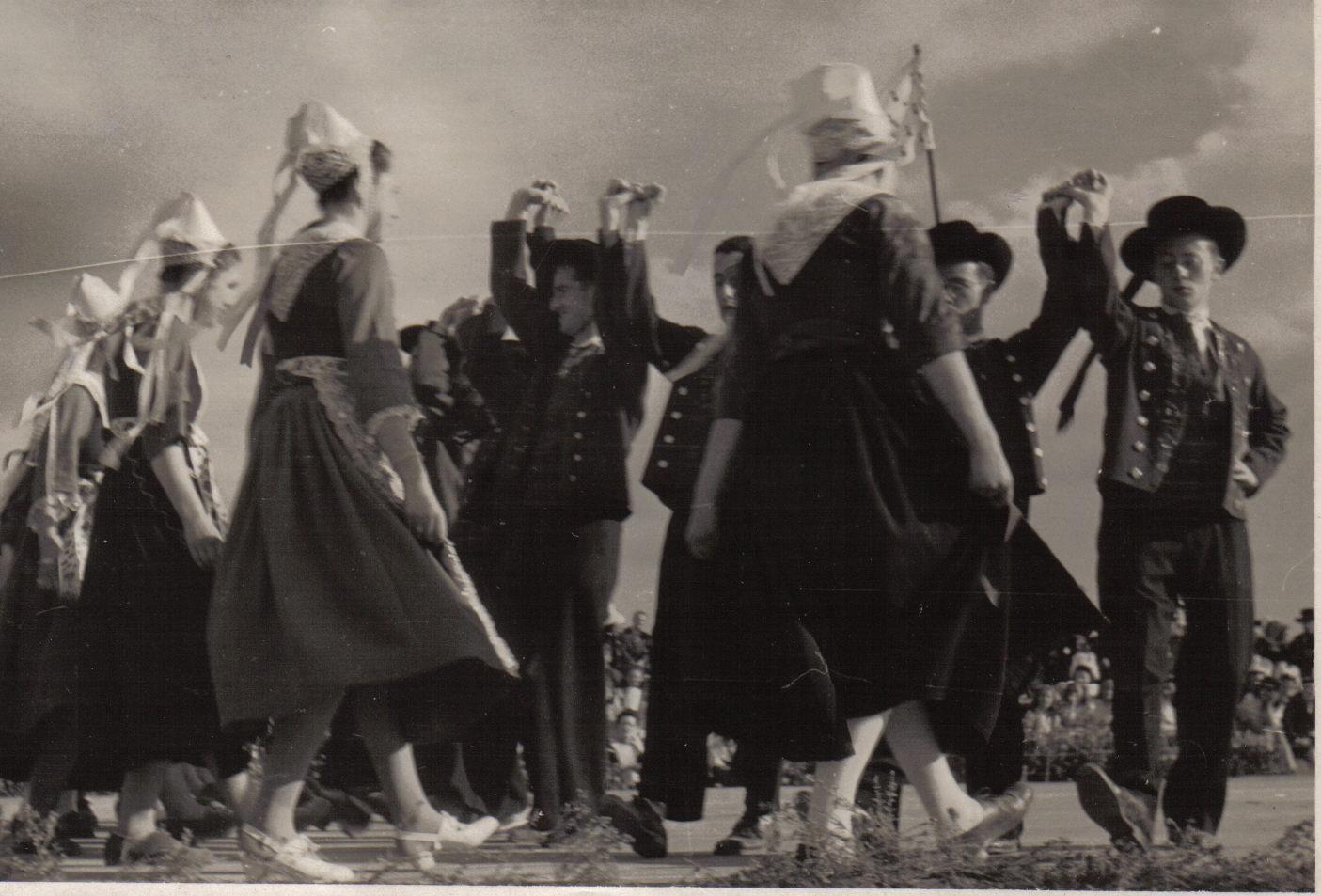Bleuniou Sivi 1946 piler lann