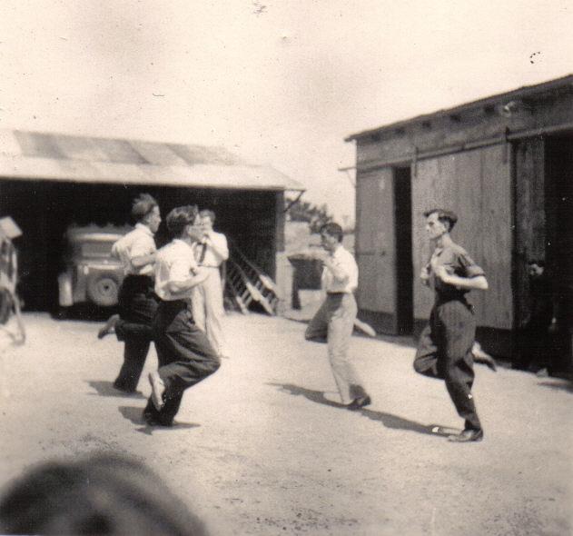 Bleuniou Sivi 1946 danse des bergers