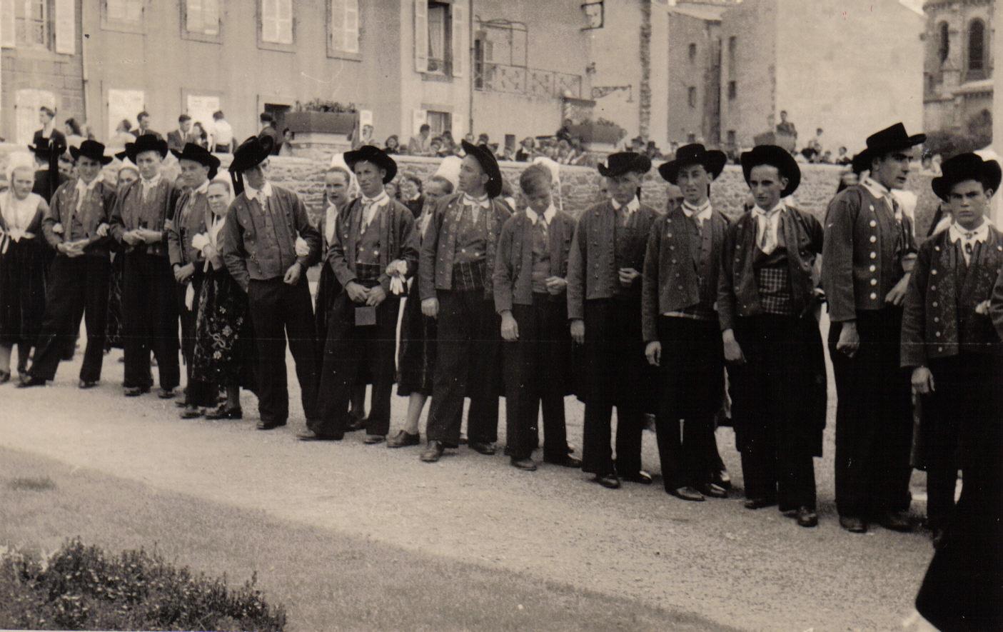Bleuniou Sivi 1946 attente