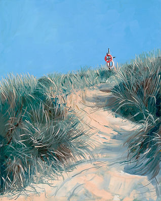 Dunes with Lifebuoy Red.jpg