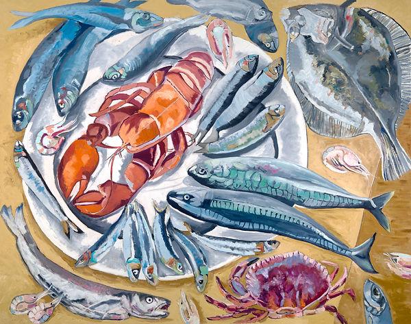 Fruits de la Mer