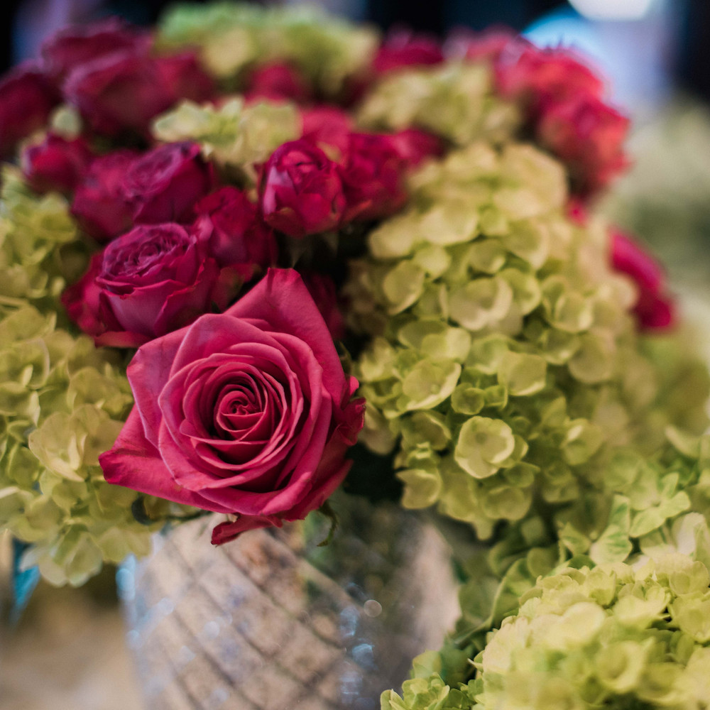 Florist of Twycross wedding florist. Wedding bouquet inspiration. Pink roses and hydrangea at Norton Fields wedding fayre.. Wedding photographer Leicester.
