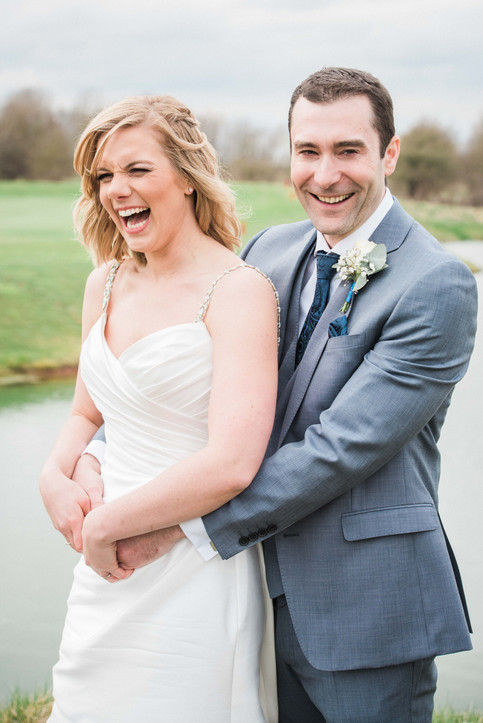 This is reportage wedding photography in Nottingham. Natural, relaxed fun wedding photography.