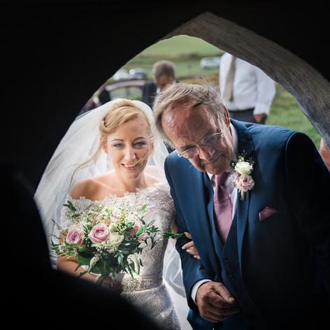 Exclusive wedding photographer Wales. Destination wedding photography.