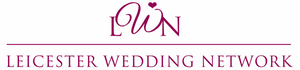 Leicester Wedding Network is hosting the virtual wedding fair on the 19th April. Leicester Wedding Network logo