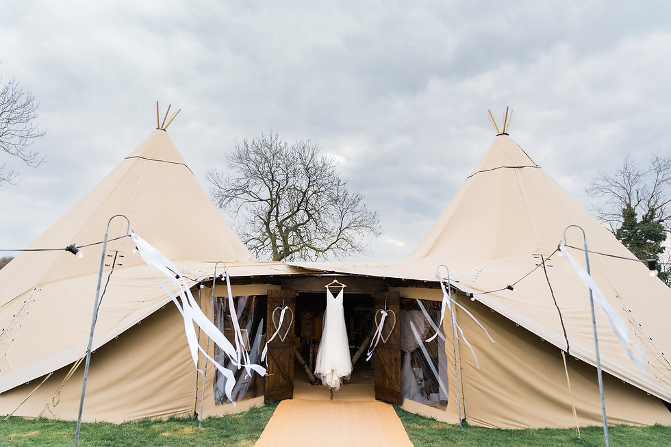 Tipi Weddings. Rural, rustic, quirky and alternative wedding photography. Darley and Underwood Photography, environmetally friend wedding photography shot digitally and on film.