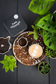 """Two Chimps Coffee, Oakham, Rutland. Shot by Darley and Underwood Photography for the blog """"Wedding planning and a coffee connoisseur? This is for you."""""""