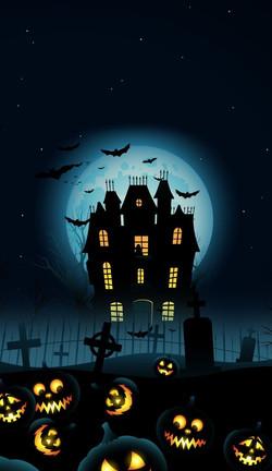 "Clique e ouça o episódio de ""Halloween - Especial de Terror"""