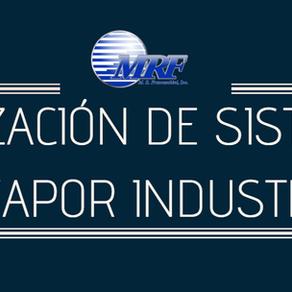 Optimización de Sistemas de Vapor Industrial