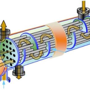 Intercambiadores de calor 101     Segunda Parte: Tubo y Carcaza