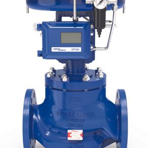 Válvulas de Control Neumáticas para Intercambiadores de Calor