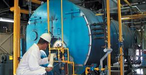 Industrial Boiler Layup