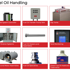 Preferred Utilities Fuel Oil Handling Systems