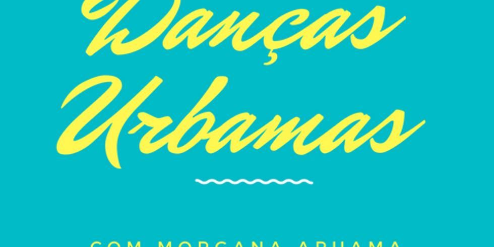 Danças Urbanas com Morgana Apuama