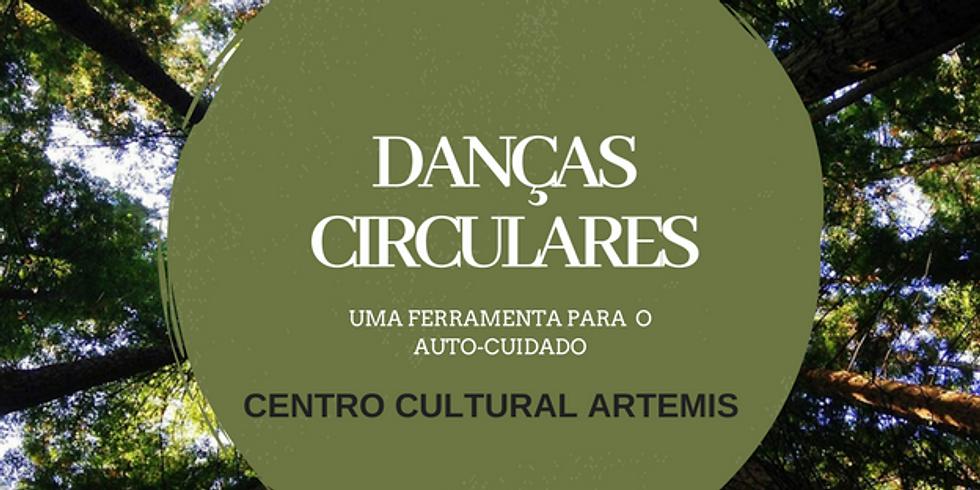 """Danças Circulares """"Uma ferramenta para o Auto  cuidado"""""""