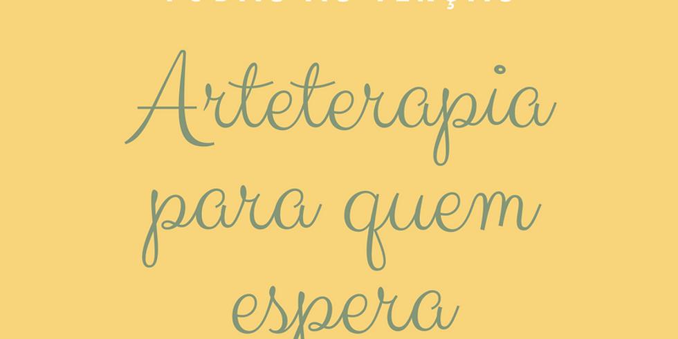 Arteterapia para quem espera