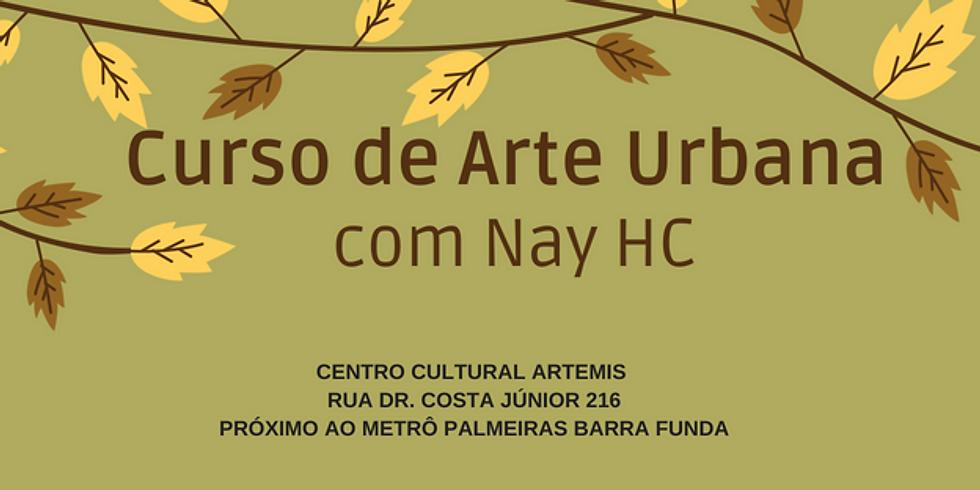 Curso de Arte Urbana